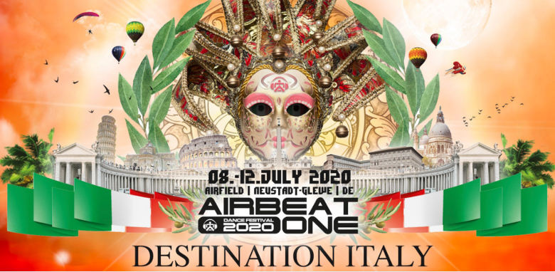 Alvida India, Ciao Italia – AIRBEAT ONE Festival