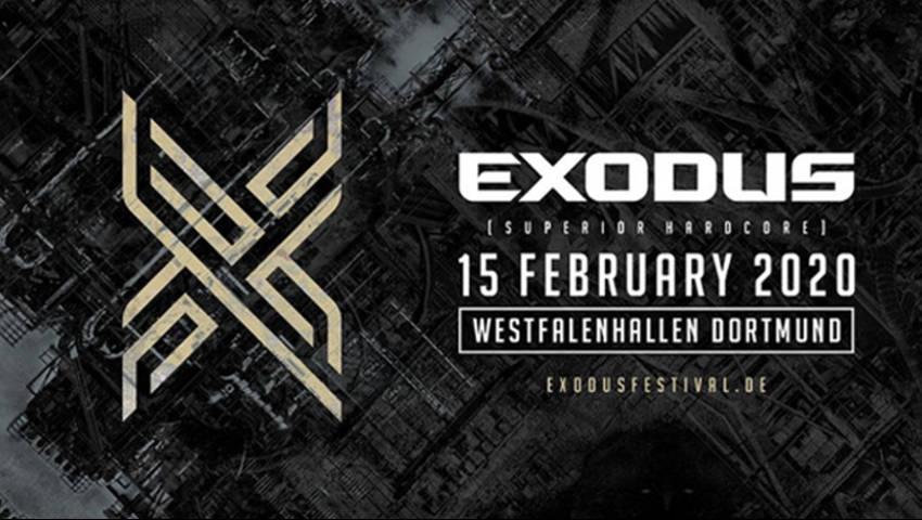 EXODUS zurück in der Westfalenhalle