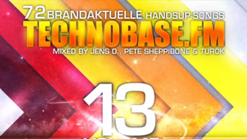 TechnoBase.FM Vol. 13
