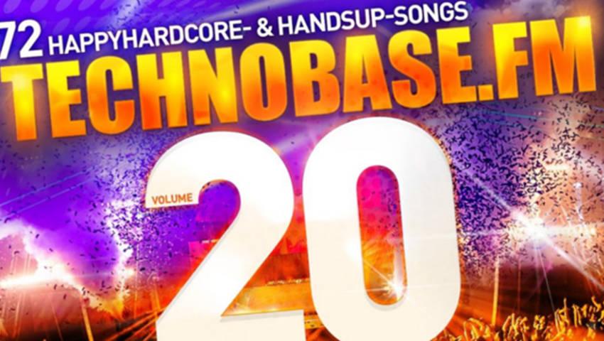TechnoBase.FM Vol. 20