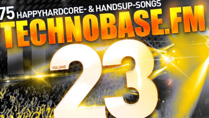 TechnoBase.FM Vol. 23