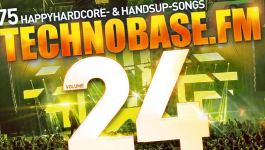 TechnoBase.FM Vol. 24