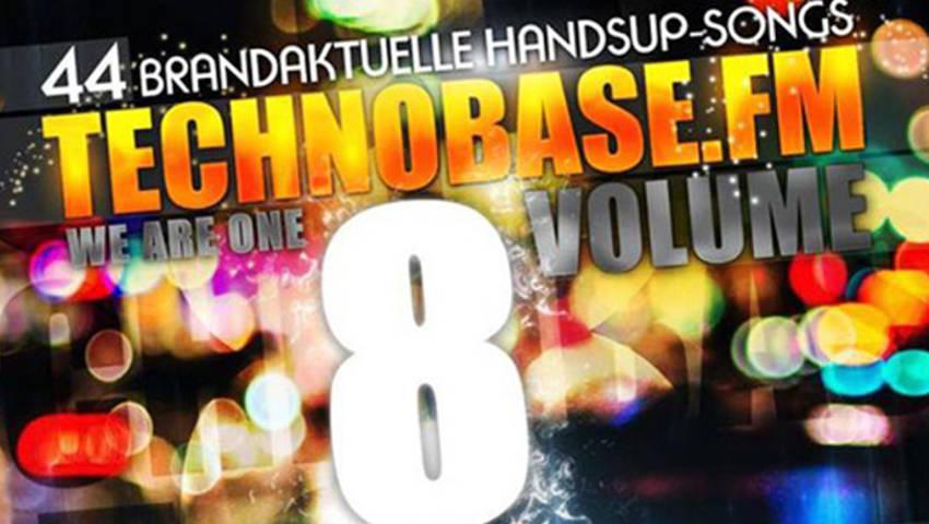 TechnoBase.FM Vol. 08