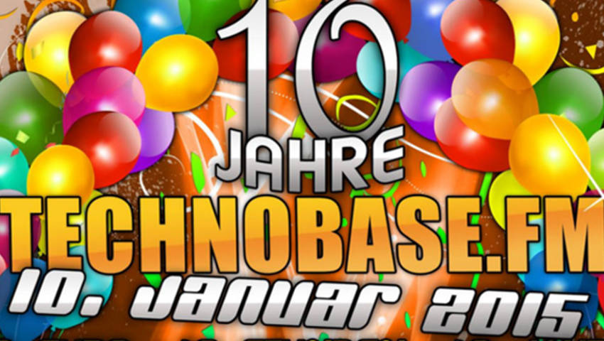 10 Jahre TechnoBase.FM