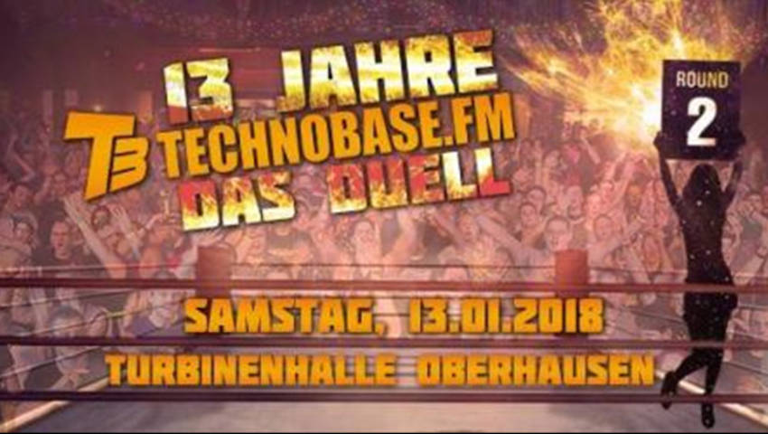 13 Jahre TechnoBase.FM