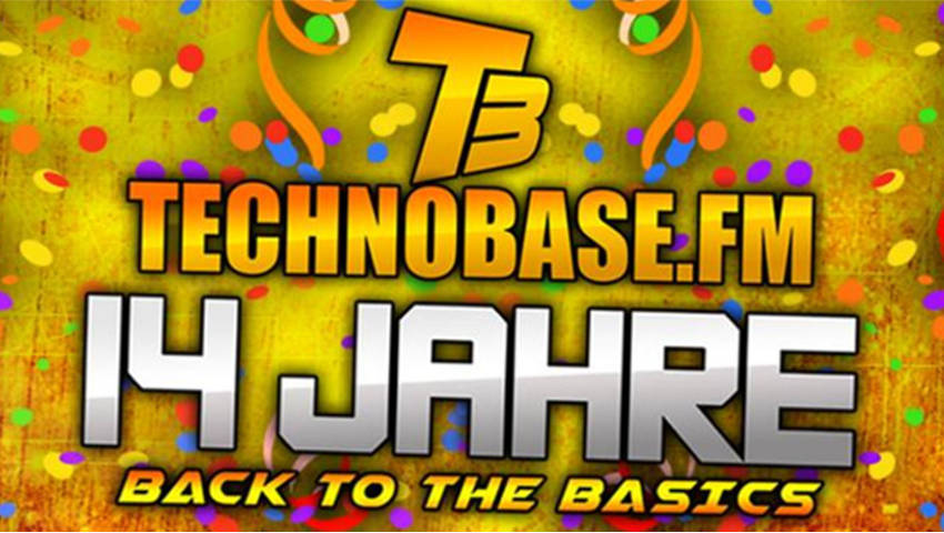 14 Jahre TechnoBase.FM