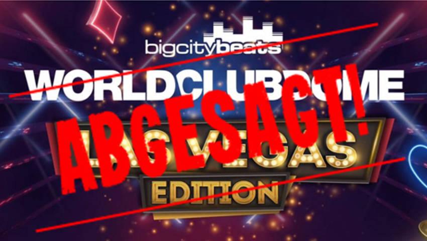 BigCityBeats WORLD CLUB DOME Las Vegas Edition 2020 in Frankfurt (Abgesagt)