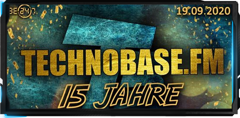 15 Jahre TechnoBase.FM