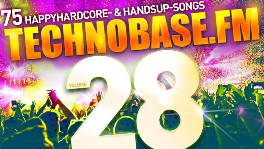 TechnoBase.FM Vol. 28