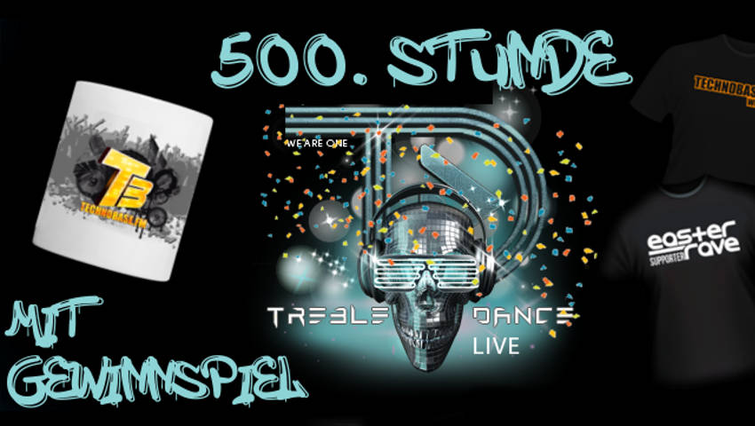 500 Stunden We aRe oNe!