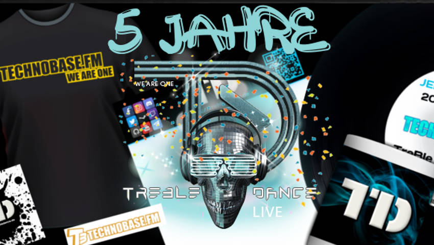 5 Jahre We aRe oNe!