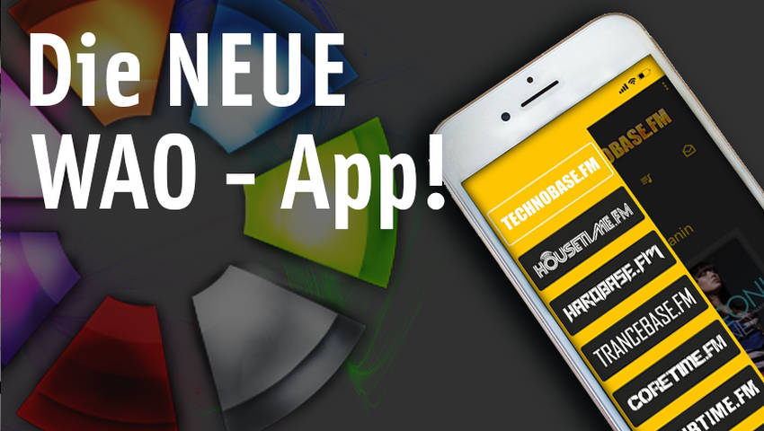 Die NEUE WAO App