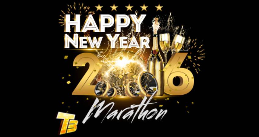 Silvester Marathon 2015
